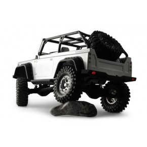"Axial Dingo Truck Body - .040""  (Clear) - Body Only"