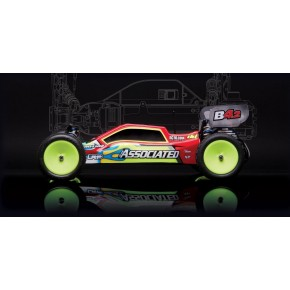 COCHE RC10 B4.2 FACTORY TEAM, 2WD, NEW 2013