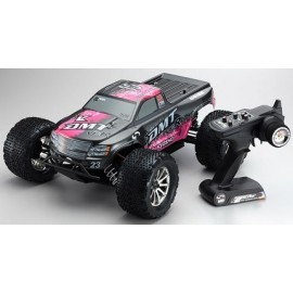 DMT VE-R 1/10 4WD MONSTER READYSET EP (SYNCRO KT200 2.4Ghz)