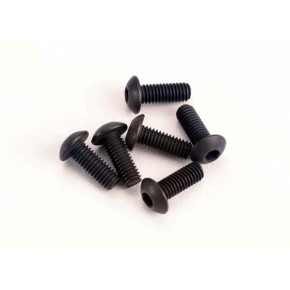 Screws 3x8mm button-head...