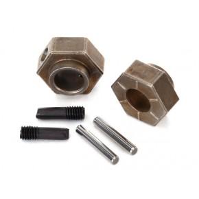 Wheel hubs 12mm hex (2)...