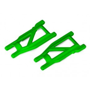 Suspension arms, green,...