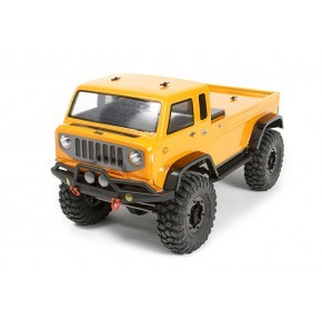 Jeep Mighty FC Body .040...