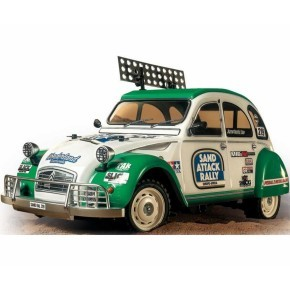 Tamiya Citroen 2CV Rally...