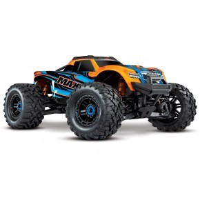 Traxxas Maxx 1/10 Scale 4WD Brushless Electric Monster Truck VXL-4S TQi