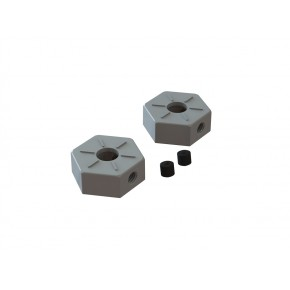 METAL WHEEL HEX 14mm (2pcs)