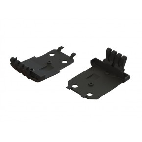 MT F/R LOWER SKIDPLATES (2pcs)