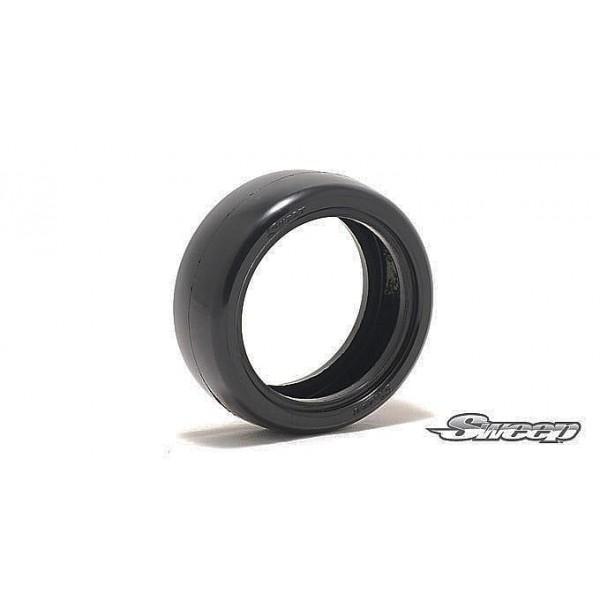 Sweep Touring Car Rubber tires 24mm 40deg 4pcs