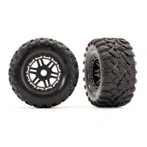 Tires & wheels assembled...