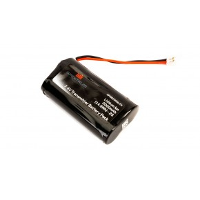 2000mAh Transmitter Battery: DX9, DX8, DX5 Pro