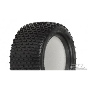 PROLINE 'BOWTIE' M3 2.2 1/10TH BUGGY REAR TYRES