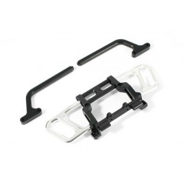 AXIAL HD FRONT BULL BAR SET FOR WRAITH