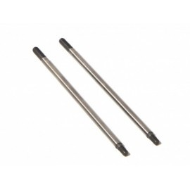 SHOCK SHAFT 3x86mm (SILVER/2pcs)
