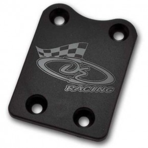 XD Rear Skidplate Kyosho MP9 / MP9E.