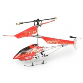 HELICOPTERO NANOCOPTER 3G ROJO