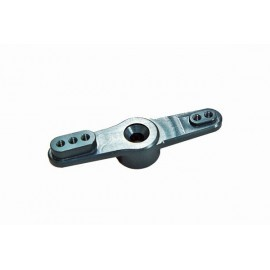 Servo Horn Gas/Freno aluminio Mugen MBX7