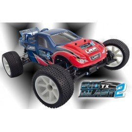 Coche LRP EP 1/10 S10 B TX 2 RTR 2.4GHz