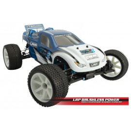 Coche LRP EP 1/10 S10 B TX 2 Brushless RTR 2.4GHz