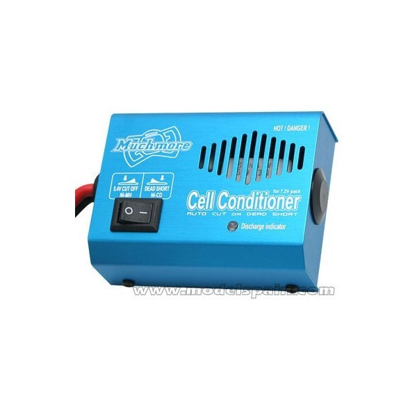 Cell Conditioner Blue(7.2V Pack / NiMH,NiCD)