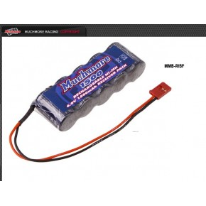 Much More 1500HV 2/3 6.0V -Receiver Flat type
