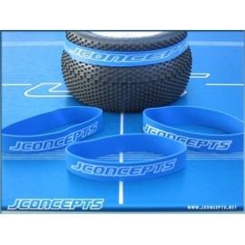 Gomas pegado neumáticos 1/10-1/8 (8 pzas)