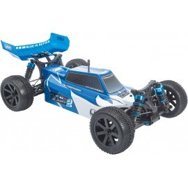 Coche LRP EP 1/10 S10 B BX 2 Brushless RTR 2.4GHz