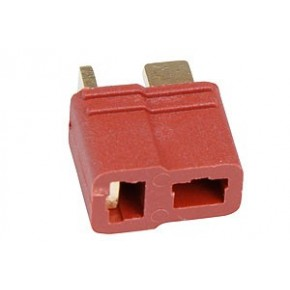 Conector tipo Deans hembra...