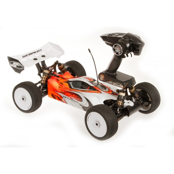 Serpent Cobra Buggy Be-RTR 1/8 EP