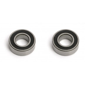 Bearing, 3/16 x 3/8, rubber...