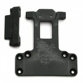SC10 B4 T 4 Arm Mount/Chassis Plate
