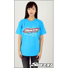 100% cotton-knit Sweep Racing 2012 T-shirt  XL size