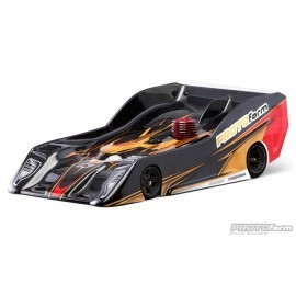 PROTOFORM PFL128 BODY FOR 1/8 ON ROAD REGULAR