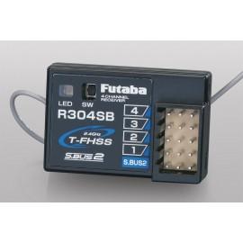 RECEPTOR R304SB (4 canales) 2.4GHz T FHSS
