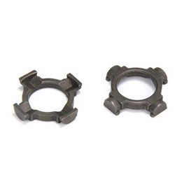 Rear Hub Carriers, Aluminum: 8B, 8T 2.0