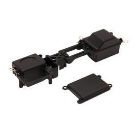 Rear Hub Carriers, Aluminum: 8B, 8T 2.0