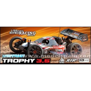 HPI TROPHY v3.5  BUGGY 1/8  (RTR 2.4 GHz)