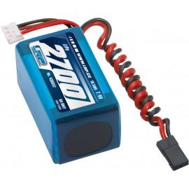 Bateria 7,4V-2700mAh LiPo RX 3x2