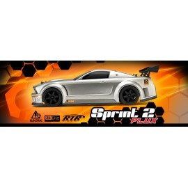 HPI Sprint 2 Flux Mustang GT 1/10 RTR Brushless