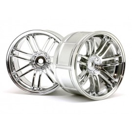 LP29 WHEEL RAYS VOLKRACING RE30 CHROME (2pcs)