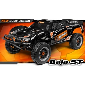 HPI Baja 5T Truggy 1/5 RTR Gas