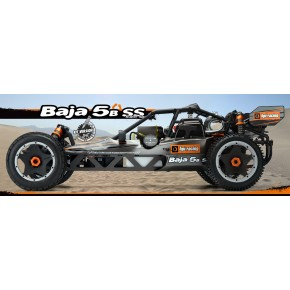 HPI Baja 5B SS Buggy 1/5 Kit Gas 2014 version