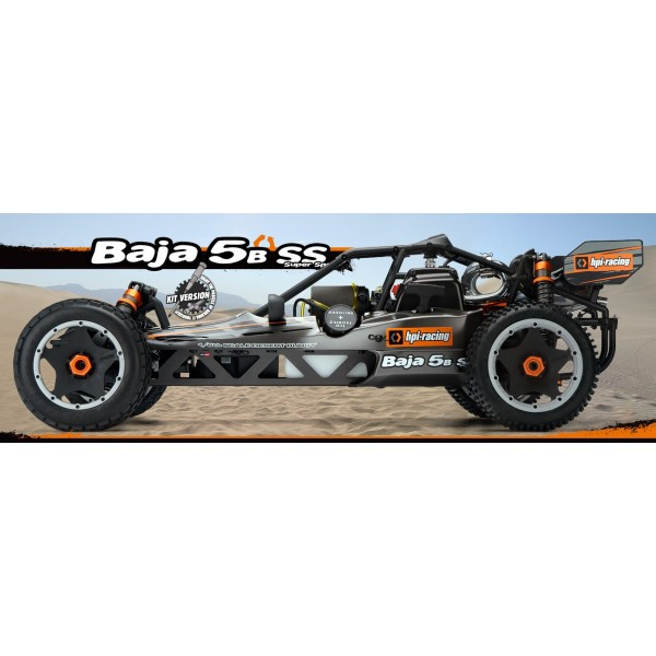 HPI BAJA 5B SuperSport 1/5 (KIT)