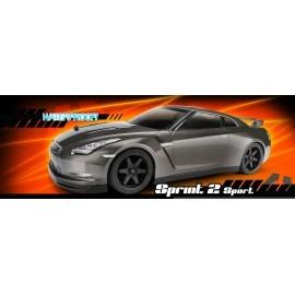 HPI Sprint 2 Sport Nissan GT-R (R35) 1/10 RTR