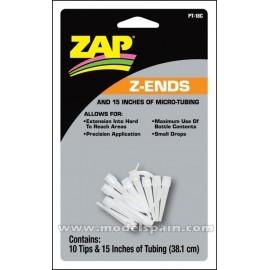 ZAP Puntas Aplicadoras Z-ENDS (10 uds)