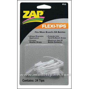 ZAP Puntas Largas FLEXI...