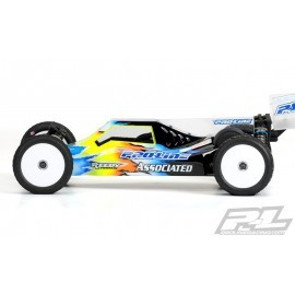 PROLINE 'BULLDOG' BODYSHELL FOR REAR MOTOR LOSI 22
