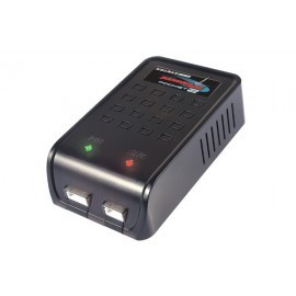 CARGADOR ETRONIX POWERPAL POCKET 2 LIPO LIFE BALANCE CHARGER euro plug