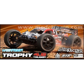 HPI TROPHY v4.6 TRUGGY 1/8 (RTR 2.4 GHz)