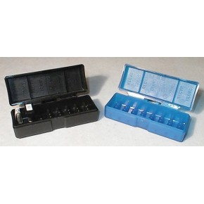 RPM BLUE CRYSTAL CASE