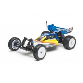 COCHE RC10 B4.2 RS RTR 2WD 2.4GHZ